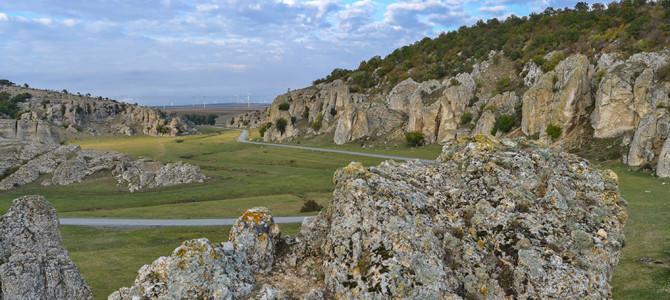 Cheile Romaniei:Rametului, Turzii, Bicazului, Dobrogei si Cazanele Dunarii
