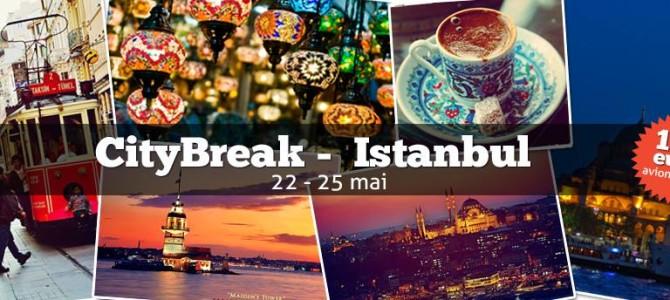 Traieste Aventura merge la Istanbul
