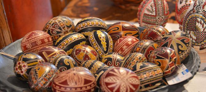 Tehnicile incondeierii oualor in Bucovina