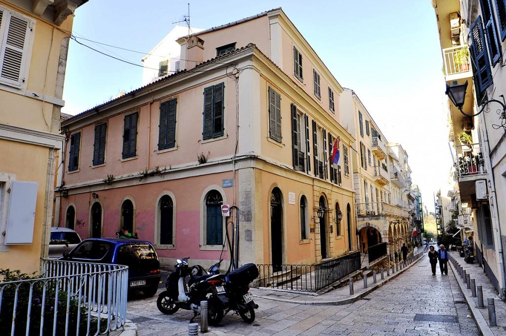 Corfu town ina 5