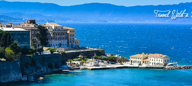 #MovedToGreece: intre Zakynthos si Corfu