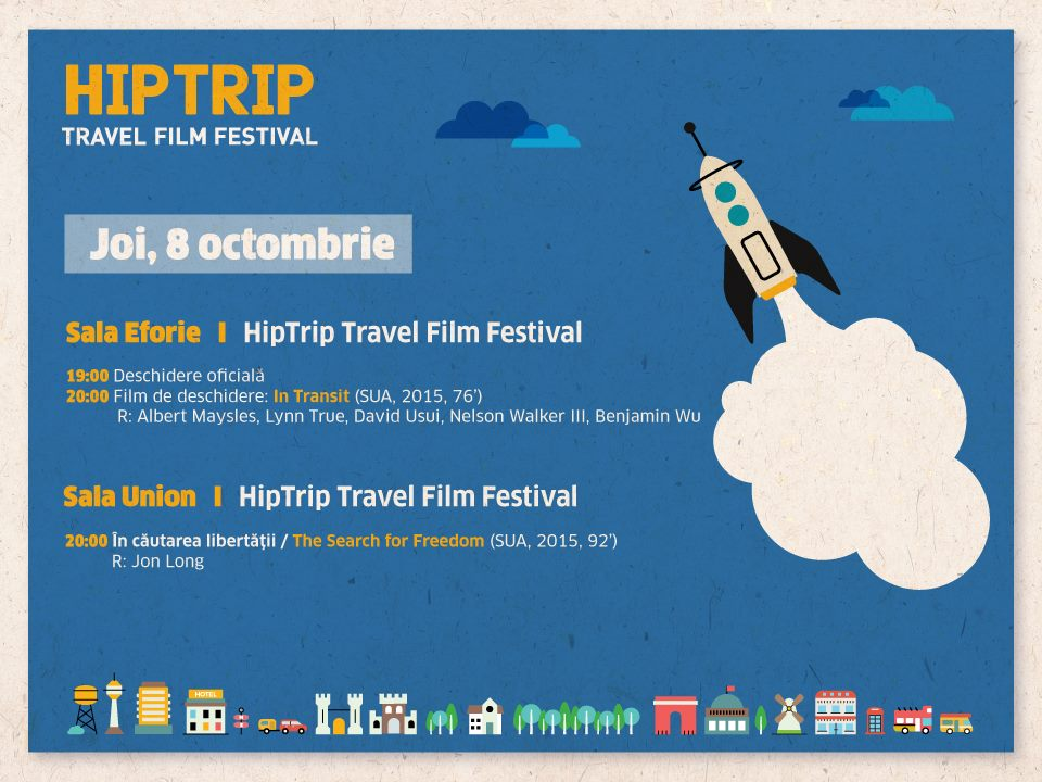 program 8 oct hip trip