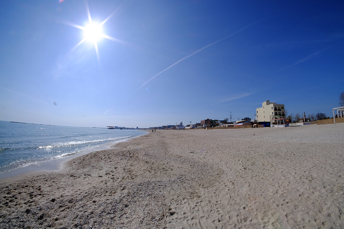 plaja mamaia inainte de sezon 2