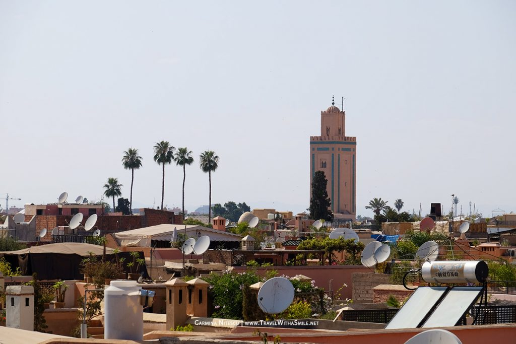 Koutoubia Tower