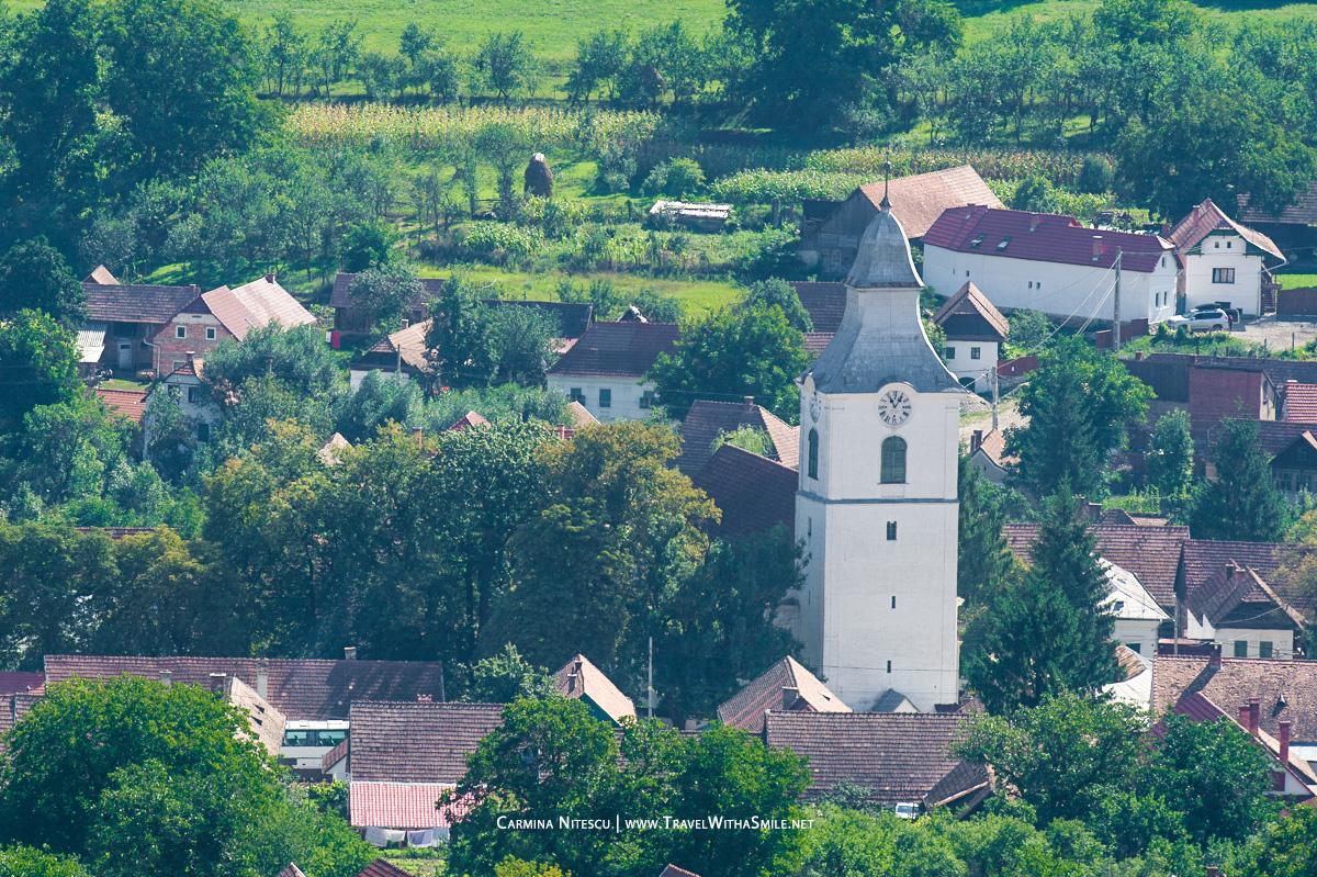 Biserica din Rimetea