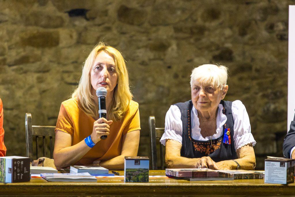 Ruxandra Hurezean si Sofia Folbert