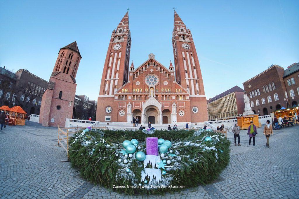 Biserica Votiva - Szeged, Ungaria