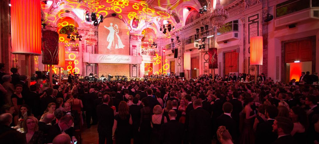 Cum a fost la Coffeehouse Owners' Ball Viena