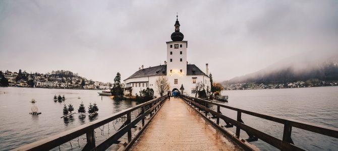 #WinterExplorer Austria: Mondsee, Gmunden, Steyr