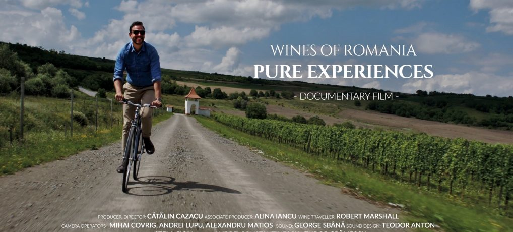 Wines of Romania: Pure Experiences. Sau cum faci un cadou Romaniei