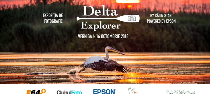 Vernisaj expozitie foto Delta Explorer – 16 octombrie 2018