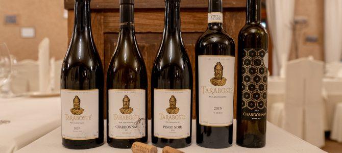 Taraboste Food & Wine pairing – degustare de vin pe sufletul meu