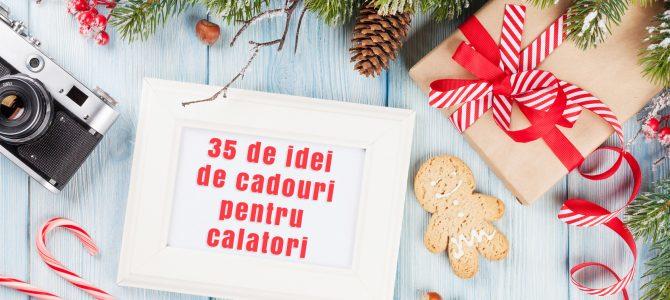 35 de idei de cadouri pentru calatori