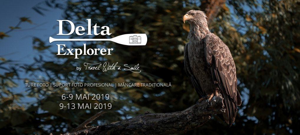 Hai în #DeltaExplorer mai 2019 – tabere de fotografie