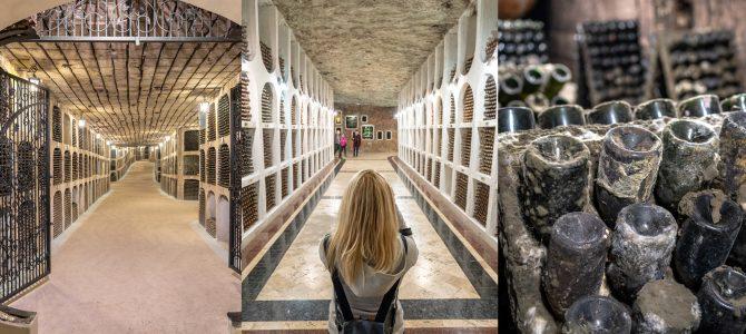 Cele 3 crame subterane ale Republicii Moldova